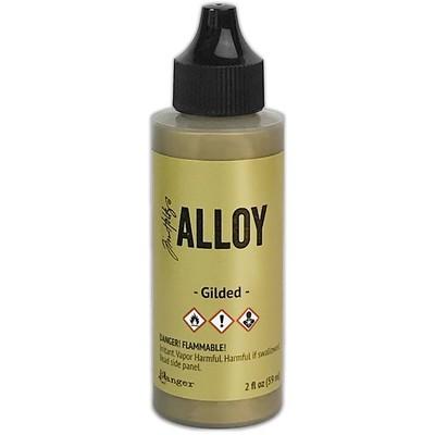 Tim Holtz Alloy, 2oz. - Gilded Alloy