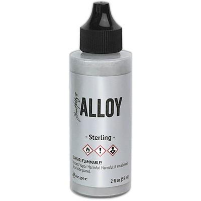 Tim Holtz Alloy, 2oz. - Sterling Alloy