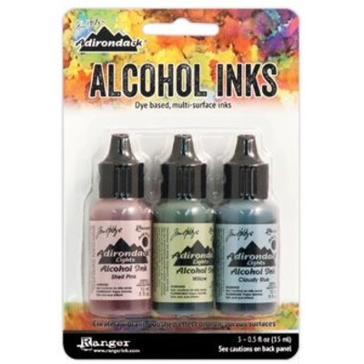 Tim Holtz Alcohol Ink Kit, Countryside