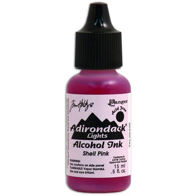 Tim Holtz Alcohol Ink, Shell Pink