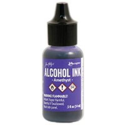 Tim Holtz Alcohol Ink, Amethyst
