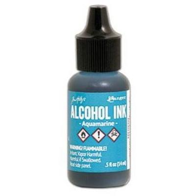 Tim Holtz Alcohol Ink, Aquamarine