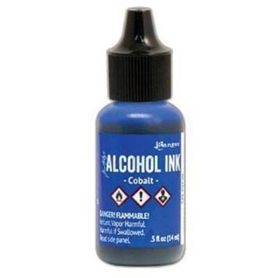 Tim Holtz Alcohol Ink, Cobalt