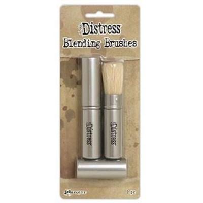 Distress Retractable Blending Brushes