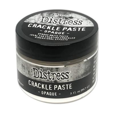 Distress Texture Paste, Crackle (3oz)