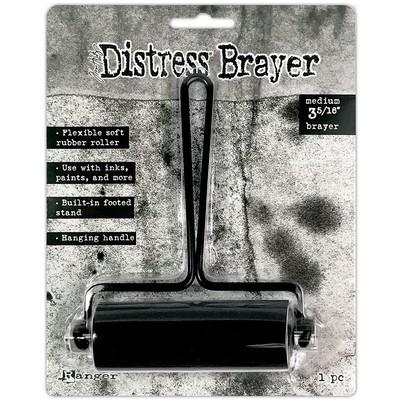 "Distress Brayer, Medium 3.3125"""