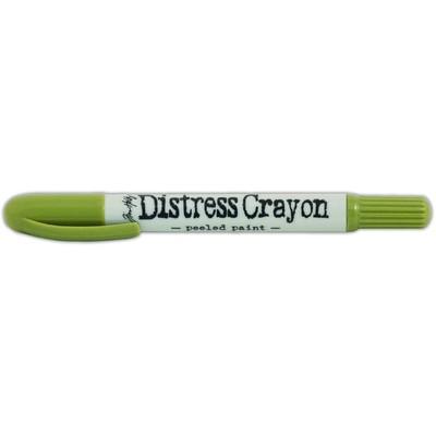 Distress Crayon, Peeled Paint