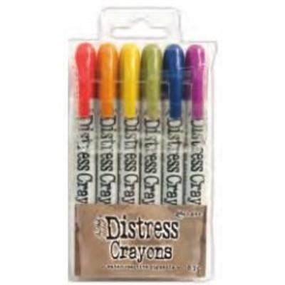Distress Crayon Set #2