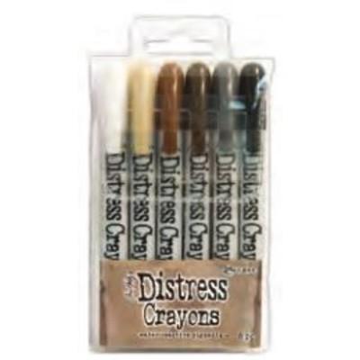 Distress Crayon Set #3