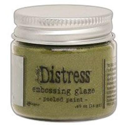 Distress Embossing Glaze, Peeled Paint