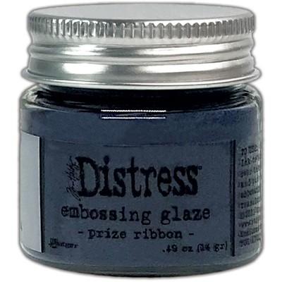 Distress Embossing Glaze, Prize Ribbon