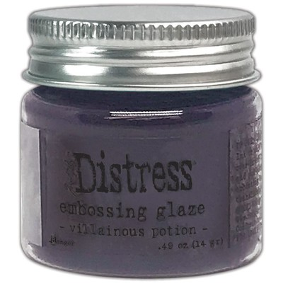 Distress Embossing Glaze, Villainous Potion