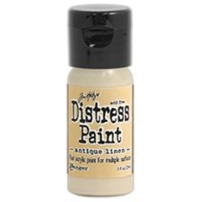 Distress Flip Top Paint, Antique Linen