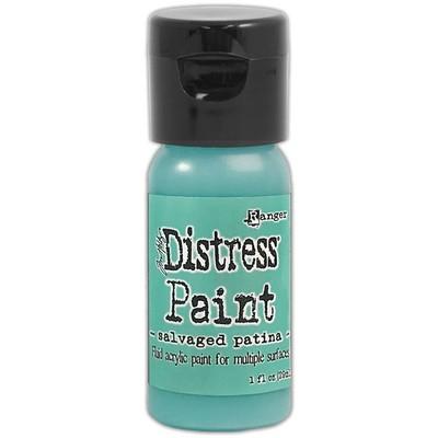Distress Flip Top Paint, Salvaged Patina