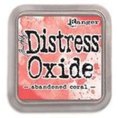 Distress Oxide Ink Pad, Abandoned Coral
