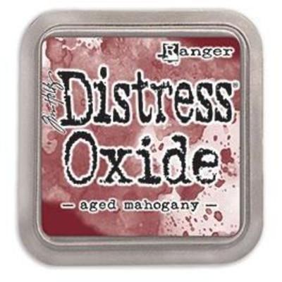Distress Oxide Ink Pad, Aged Mahogany