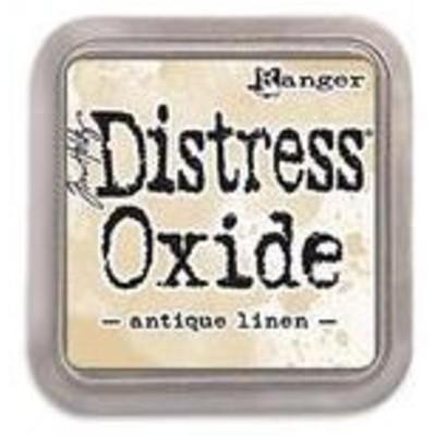 Distress Oxide Ink Pad, Antique Linen