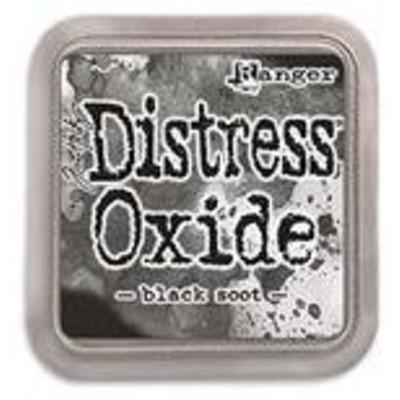 Distress Oxide Ink Pad, Black Soot