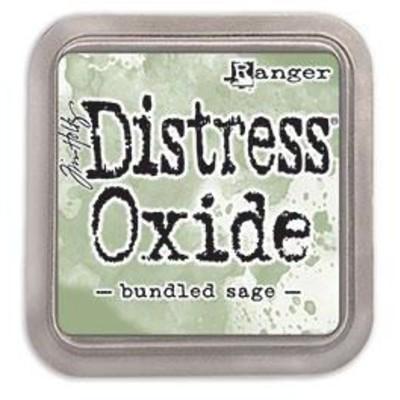 Distress Oxide Ink Pad, Bundled Sage