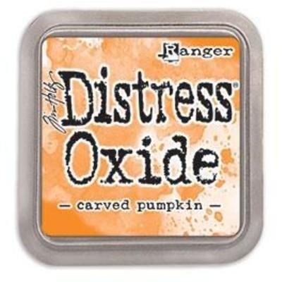 Distress Oxide Ink Pad, Carved Pumpkin