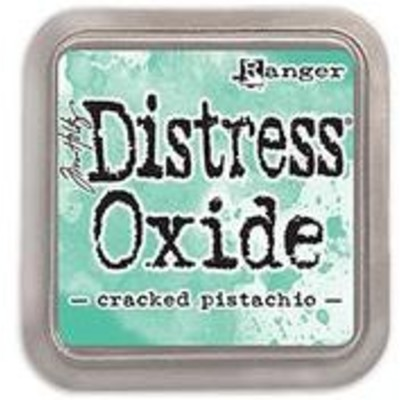 Distress Oxide Ink Pad, Cracked Pistachio
