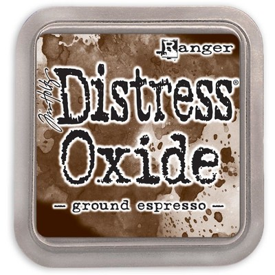 Distress Oxide Ink Pad, Ground Espresso