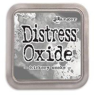 Distress Oxide Ink Pad, Hickory Smoke
