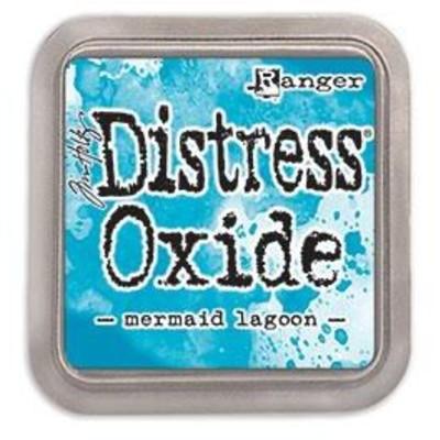 Distress Oxide Ink Pad, Mermaid Lagoon