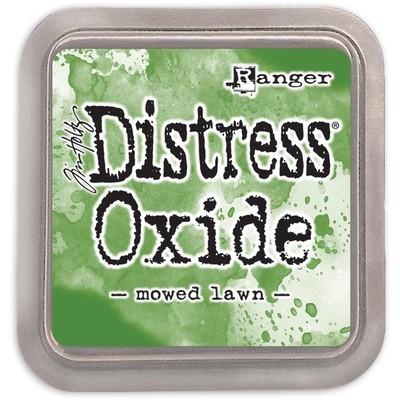 Distress Oxide Ink Pad, Mowed Lawn