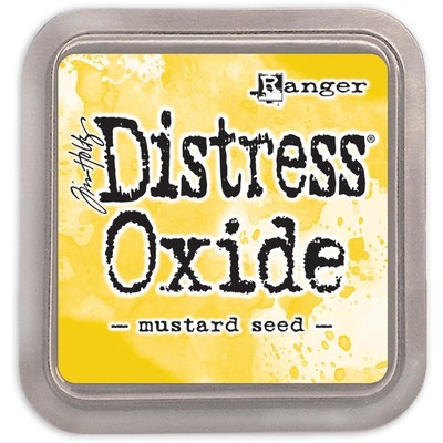 Distress Oxide Ink Pad, Mustard Seed