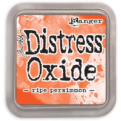 Distress Oxide Ink Pad, Ripe Persimmon