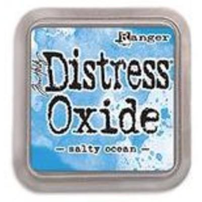 Distress Oxide Ink Pad, Salty Ocean