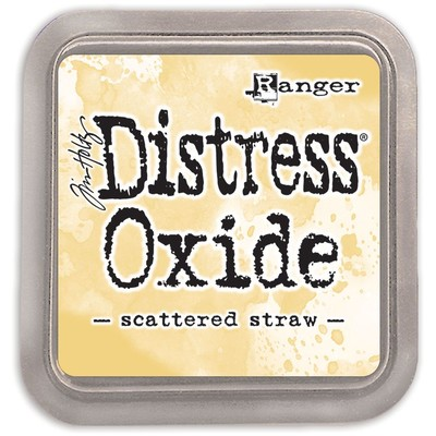 Distress Oxide Ink Pad, Scattered Straw