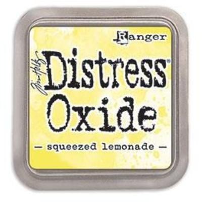 Distress Oxide Ink Pad, Squeezed Lemonade