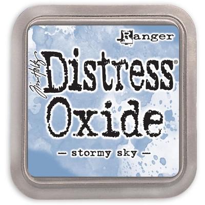 Distress Oxide Ink Pad, Stormy Sky