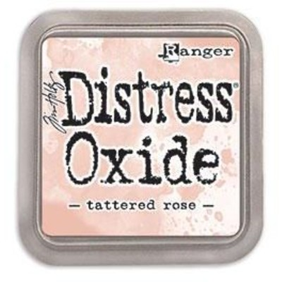 Distress Oxide Ink Pad, Tattered Rose