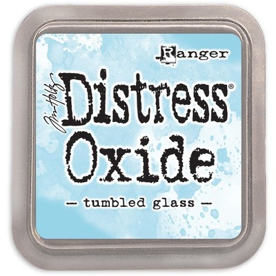 Distress Oxide Ink Pad, Tumbled Glass