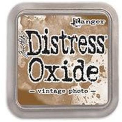 Distress Oxide Ink Pad, Vintage Photo