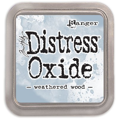Distress Oxide Ink Pad, Weathered Wood