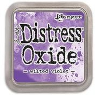 Distress Oxide Ink Pad, Wilted Violet