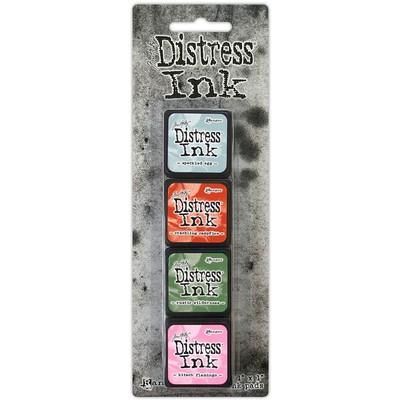 Distress Mini Ink Kit 16