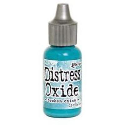Distress Oxide Reinker, Broken China