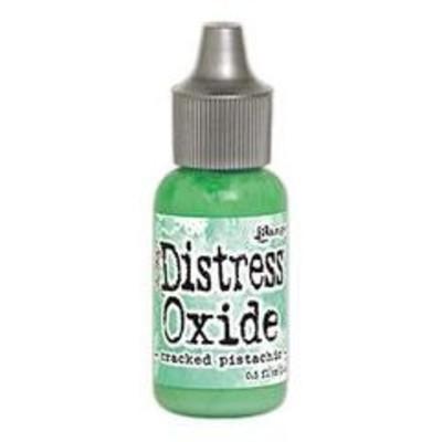 Distress Oxide Reinker, Cracked Pistachio
