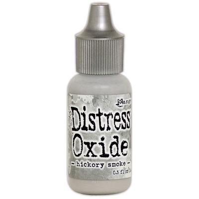 Distress Oxide Reinker, Hickory Smoke
