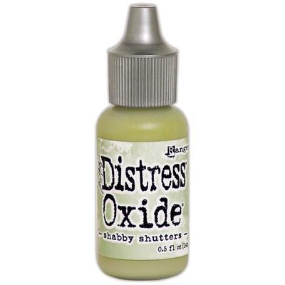Distress Oxide Reinker, Shabby Shutters
