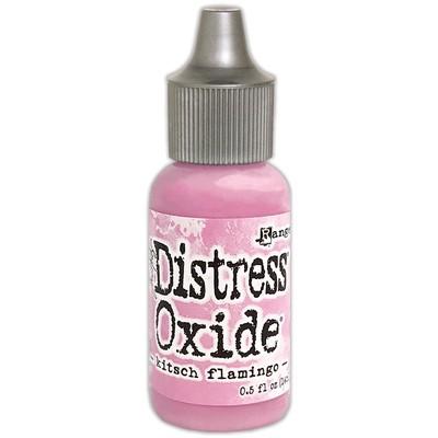 Distress Oxide Reinker, Kitsch Flamingo