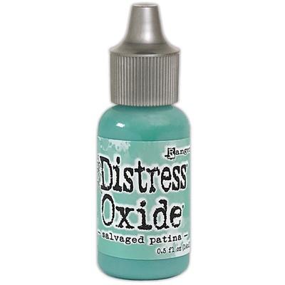 Distress Oxide Reinker, Salvaged Patina