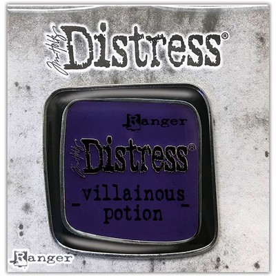 Distress Enamel Collector Pin, Villainous Potion