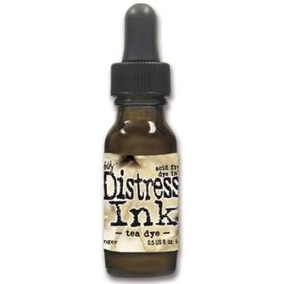 Distress Reinker, Tea Dye