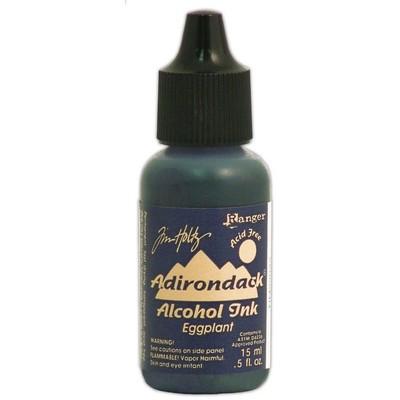 Tim Holtz Alcohol Ink, Eggplant